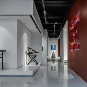 尤格设计丨非空红木家具展厅