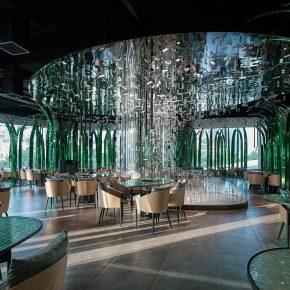 谢几点设计丨凤园椰珍餐厅