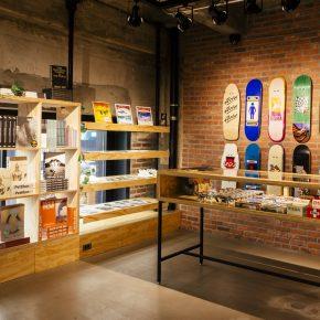 VANS在洛杉矶市中心开了第一家社区零售店