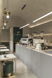 未知设计事务所丨Mostly Cafe
