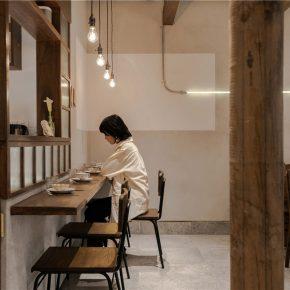 氣象建築丨無早Cafe