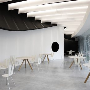 Mur Mur Lab丨两个餐厅