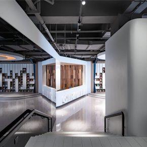 杜兹设计丨飘在空中的教室—长颈鹿美语空间