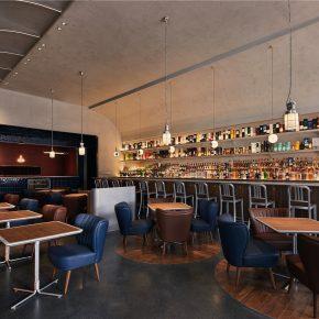 吾好空间设计丨OF三谷西餐酒吧