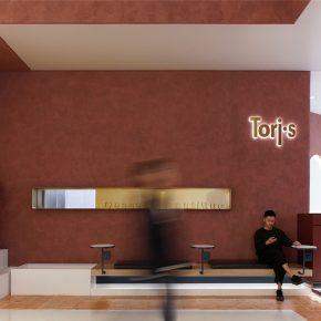 NI DESIGN丨TORI.S甜品店