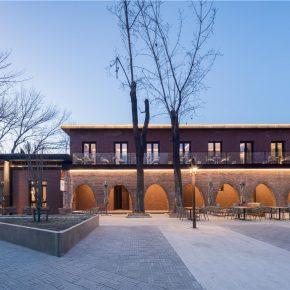 山房筑设计   秦皇岛老港路餐厅