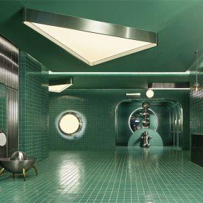 PIG DESIGN丨星澜里公共区域