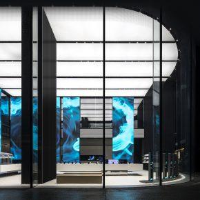 东仓建设|北京OPPO超级旗舰店