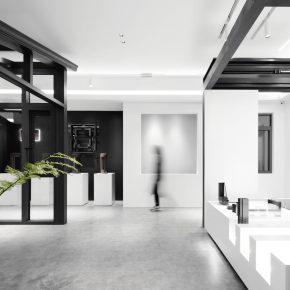 天汇设计|DLANG展厅
