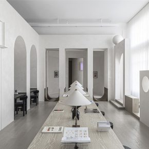 上海廿象丨EVD办公空间