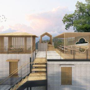 WDD维度点设计丨俱舍茶集改造设计