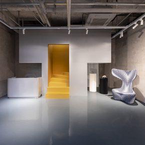 Q&A问和答建筑设计丨MO Gallery & Lounge
