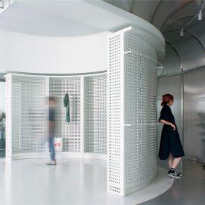 序态设计研究室丨H&M配饰办公展厅