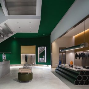 iZ Design丨SOWHAT Select Shop潮流女装品牌融合店