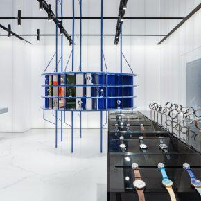 西涛设计工作室 | MOMIC 手表品牌集合店