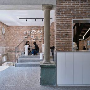 席间设计事务所 | KARMA 办公楼改造装修项目