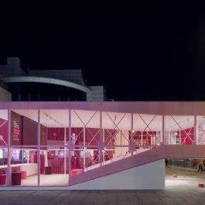 临界工作室 | 聚·隔 2020苏州国际设计周展亭