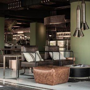 慢珊瑚设计 | 铁花咖啡工厂店