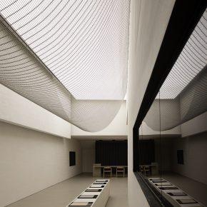 艾克建筑 | ANBONG HOME 涂料展厅