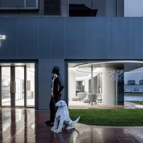 MOC DESIGN OFFICE| 蔚来汽车NIO SPACE ——北京中粮祥云店