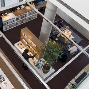 DOMANI东仓建设 | 广州图书馆——品秀星樾分馆