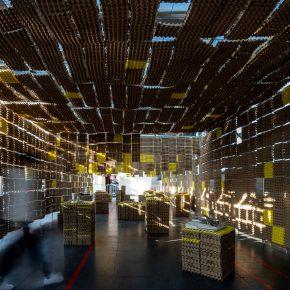 平介设计、苏州大学建筑学院   2020苏州国际设计周苏州大学展厅