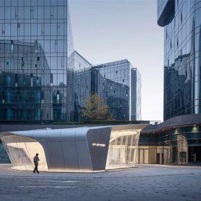 三益设计 | 上海金臣 · 亦飞鸣美术馆