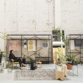 老仓库变身纺织厂的超酷办公空间