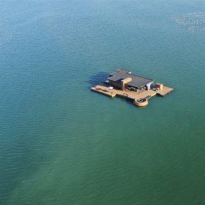 平衡空间|Hi Sea 漂浮酒店
