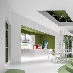 QUCESS 清石设计 | 24小时不打烊多功能城市空间:泰利驿站