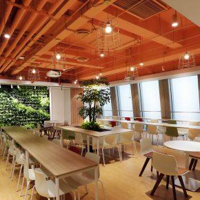 时象设计   科达股份上海总部
