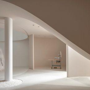 尔我空间设计 | 镁铱概念婚纱店