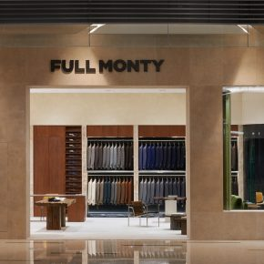 Studio Glume   男装品牌FULL MONTY的第一家线下店
