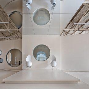 QHD Studio   ggget杭州家具展厅