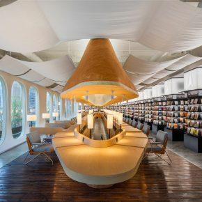 未韬建筑设计&Giorgio成于思 | 南之山古腾堡星汉书店