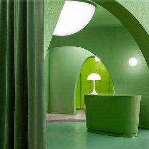 意思建筑设计 | EGO 日式美发馆