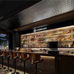 凯派设计 | 欢乐海岸·莫语酒吧