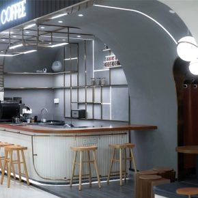 TOPOS DESIGN丨果壳宇宙,Liberal Coffee