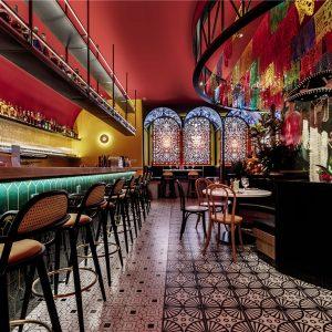 佰第设计丨墨纪墨西哥餐厅