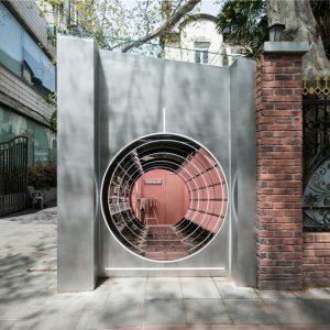 奈时设计 Nax Architects | Cosmetea快闪店,上海愚园路