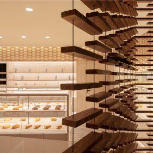 Jin Design Studio | 上海美罗城Yamazaki山崎面包