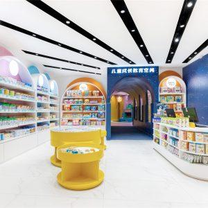 泛阁建筑设计 | BOOBOOStar重庆龙湖金沙天街店