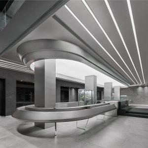 石川设计   HAYDON黑洞美妆集合店——广州北京路店