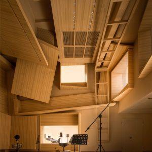 DOMANI 东仓建设   广州大剧院梅兰小型交响乐录音棚