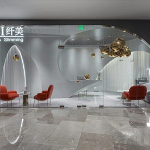 Towodesign堂晤设计 | CICI纤美体验店设计