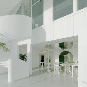 平介设计 | 苏州湾体育公园休闲配套建筑,Lim咖啡