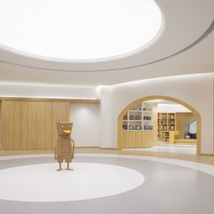 VMDPE圆道设计 | 冠萃国际幼儿园