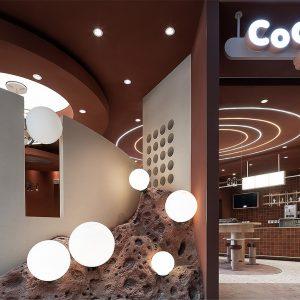 欧阳跳建筑设计   CoCo都可常熟店
