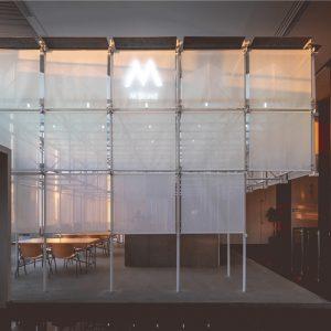 大舟建筑设计 | M Pavilion——M Stand 徐汇万科店