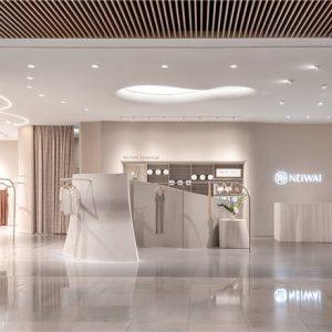 SLT设计 | NEIWAI内外上海静安嘉里中心店